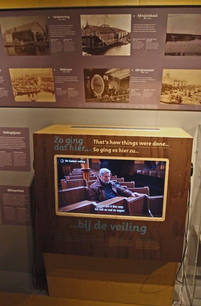 """Broekerveiling, """"Leven van het Land"""", Permanent exhibit"""