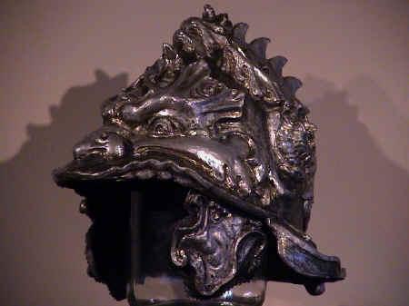 armor for Don Quixote