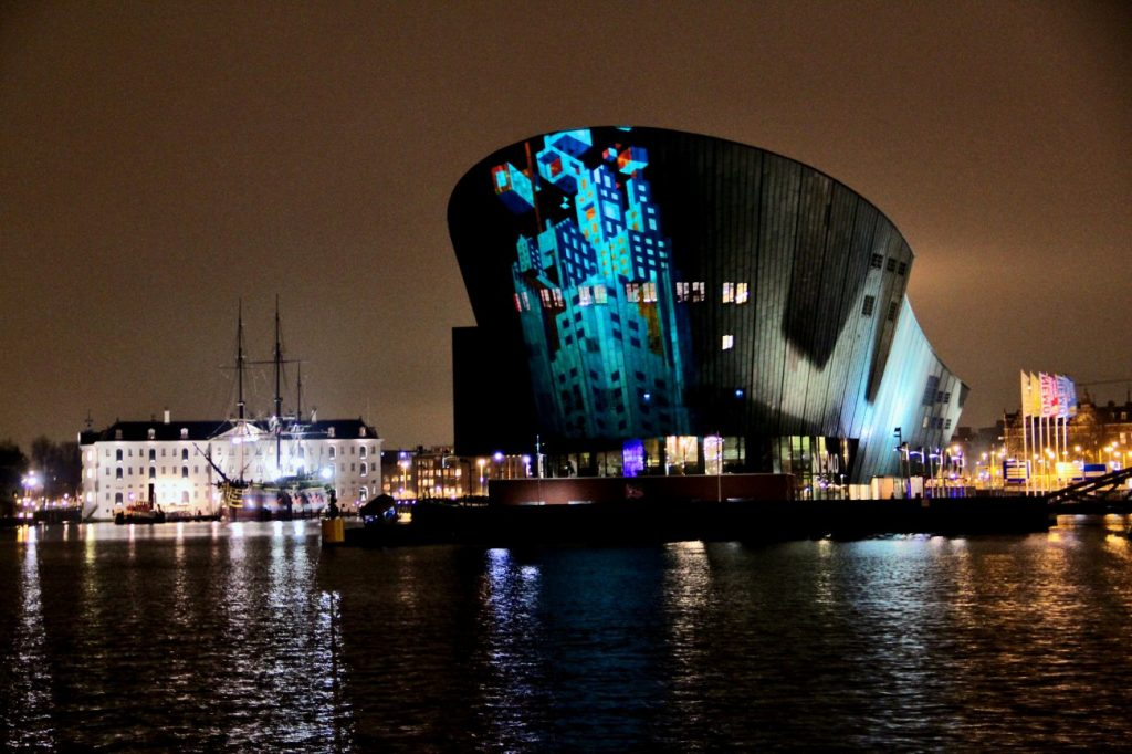Amsterdam Light Festival 2014-15