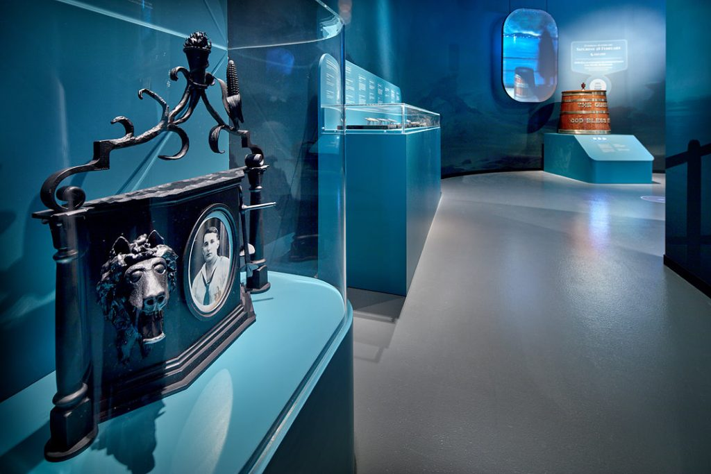 Marinemuseum; Zeeslag, Javazee